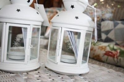 Inexpensive Decorating-Sunroom Meets Ikea | Cupcakes & Crinoline ...