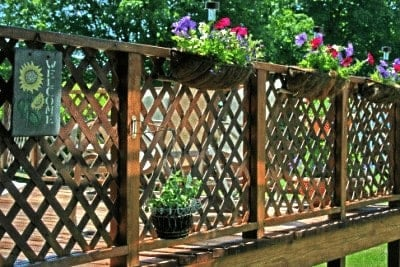 DIY-Outdoor Staining Made Easy