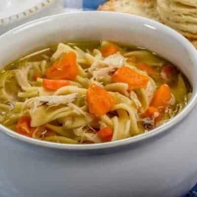 How To Make Homemade Chicken Noodle Soup – Comfort in a Bowl