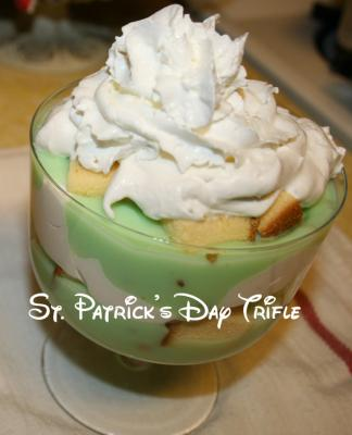 St.-Patricks-Day-Trifle