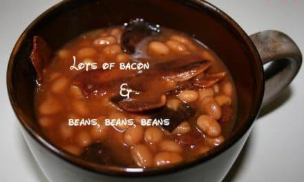 """Easy """"Homemade"""" Baked Beans"""