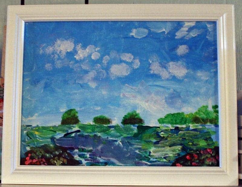 Raising Monet