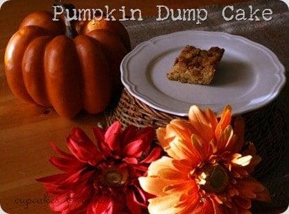 Pumpkin Cake a003