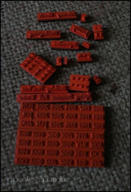 Memory Makers Stamper 1