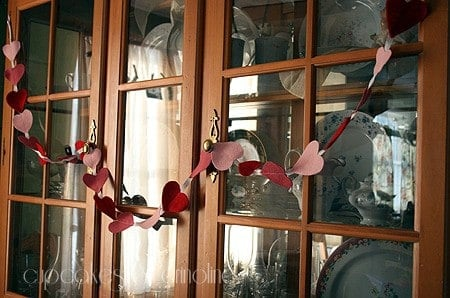 Valentine Bunting Tutorial