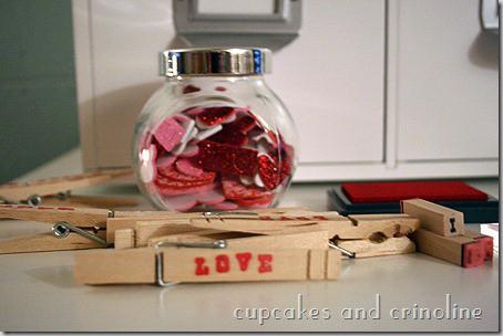 Valentine ClothespinsIMG_4921