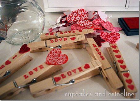 Valentine ClothespinsIMG_4922