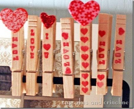 Valentine ClothespinsIMG_4961