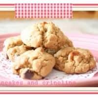 Peanut Butter Pretzel Chocolate Chip Cookies