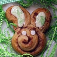 Cinnamon Roll Bunny