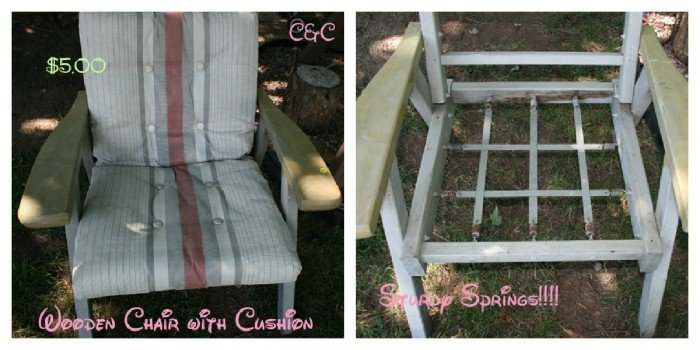 Yard Sale Lawn Chairs - only $5.00 each