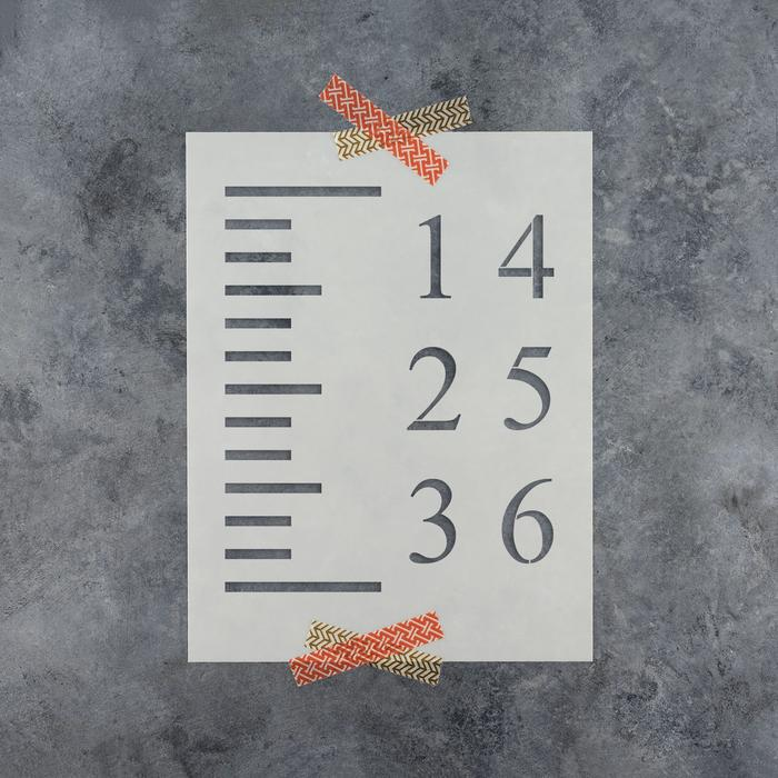 How To Ruler Growth Chart Tutorial Cupcakes Crinoline