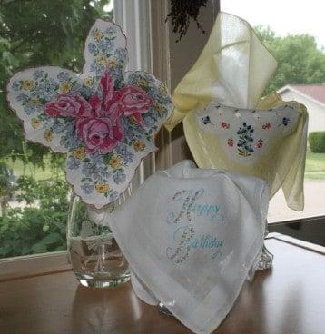 A Gardenful of Handkerchiefs