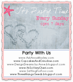 It's Party Time ~ Linky Party and Features