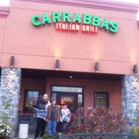 #Carrabbas Family Weeknight Dinner