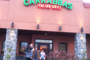 #Carrabbas Family Weeknight Dinner