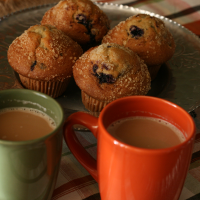 Starbucks Breakfast Blend Coffee and Walmart Blueberry Muffins #DeliciousPairings @Cupcakes and Crinoline
