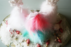 #FeatherTrees @Cupcakes and Crinoline