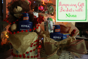 #NIVEAmoments Pampering Gift Baskets