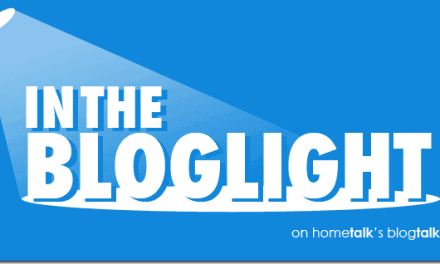 Guess Who's in the Hometalk Bloglight?