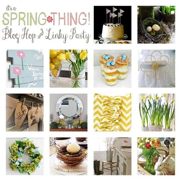 It's a Spring Thing Blog Hop 2013