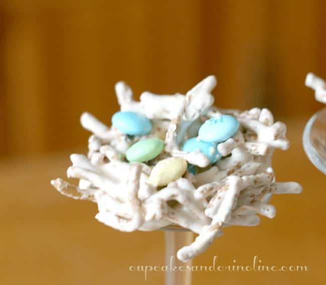 Chow Mein Noodle Candy - the perfect treat to make for and with kids!