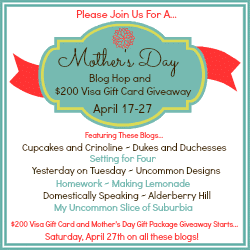 Mother's day Blog Hop 250x250