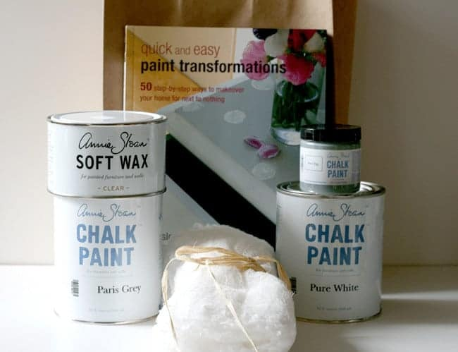 Annie Sloan Chalk Paint LOVE