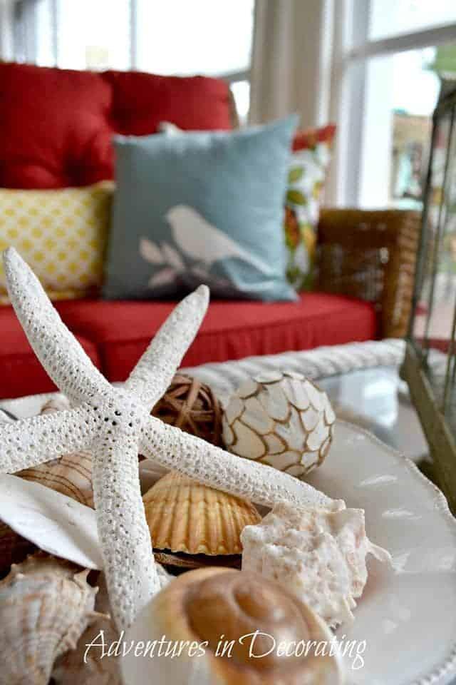 Adventures in Decorating: Porch Decor