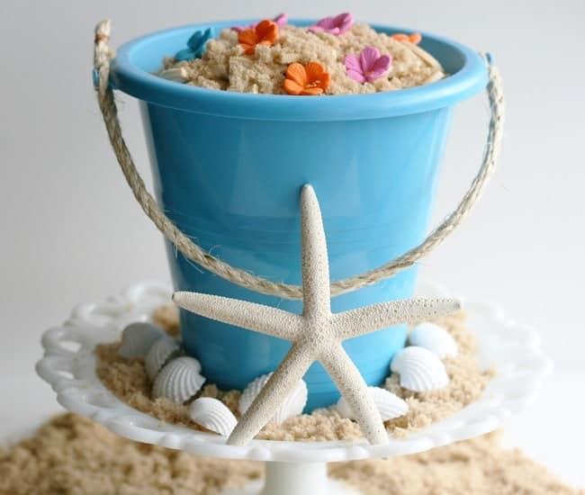 Beach Sand Dessert
