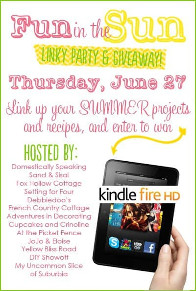 Fun-in-the-sun-summer-linky-party-and-giveaway
