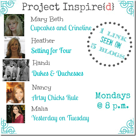 Project Inspire{d} Large Button