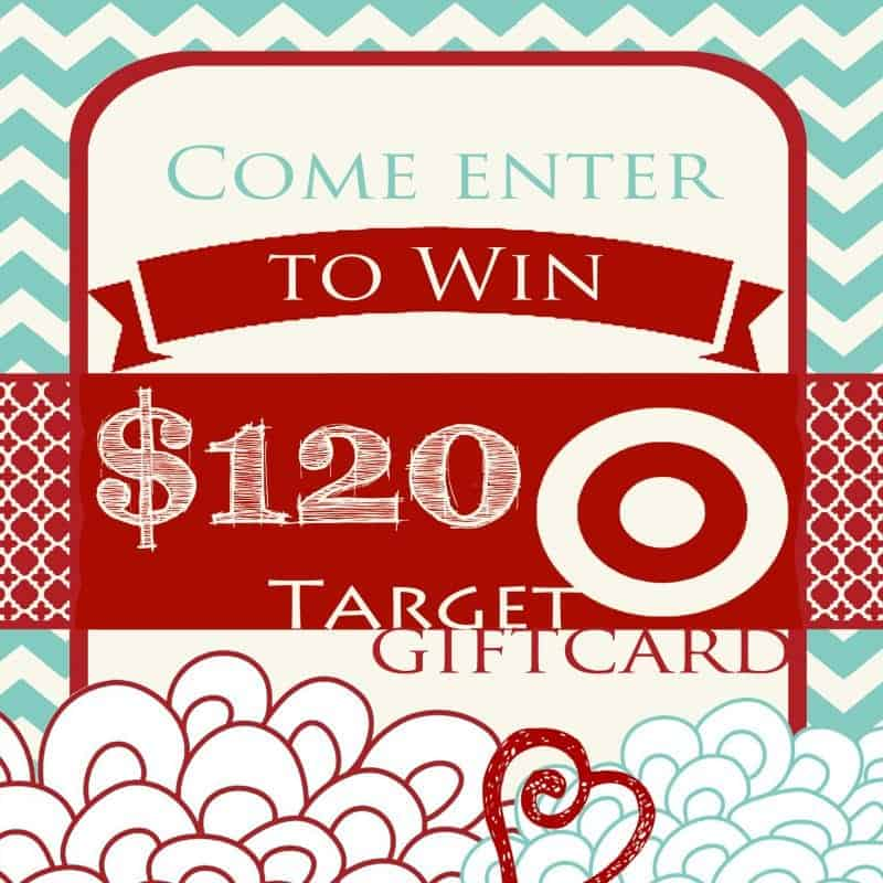Target Gift Card Giveaway ~ Easy Peasy Entry