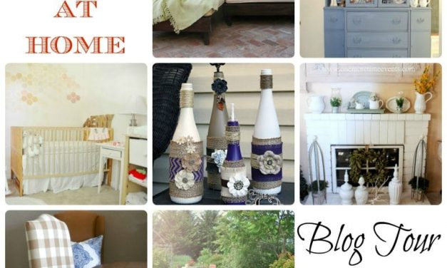 Getting Creative at Home Blog Tour