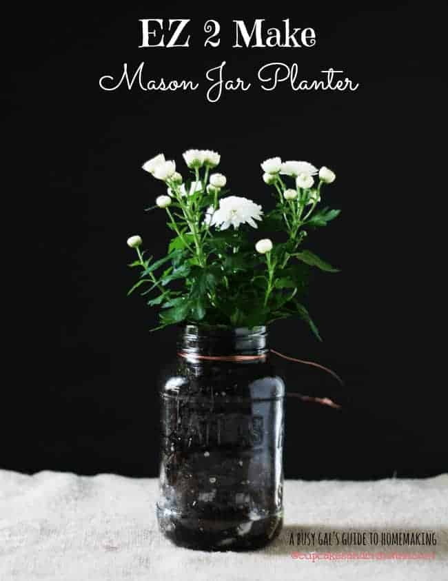 easy-to-make-mason-jar-planter