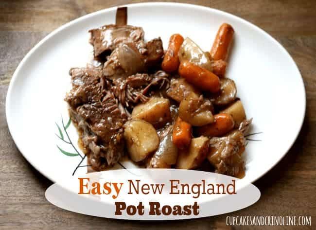TWO New England Pot Roast #shop