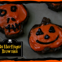 #TrickUrTreat #shop Butterfinger Browniers