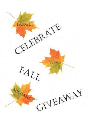 Celebrating Good Things Autumn Giveaway ~ $300.00 Gift Card