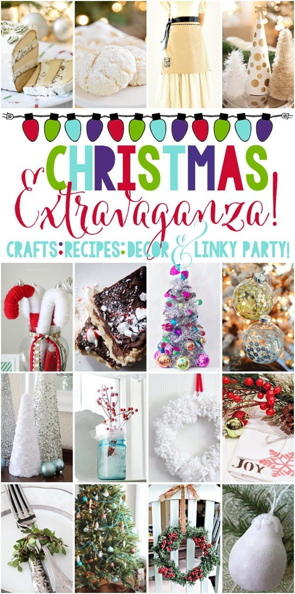 Christmas Extravaganza Linky Party ~ Join the Party