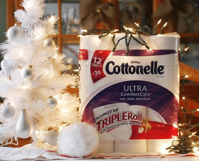 #CottonelleHoliday #ad #PMedia