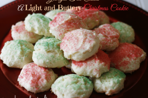Georgia Tea Cakes|Cookies|Christmas Cookies