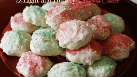 Georgia Tea Cakes Cookies Christmas Cookies