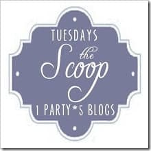 The Scoop Link Party ~ I'm Guest Hosting This Week!