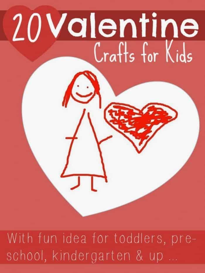 1 ValentinesDayCraftsKids