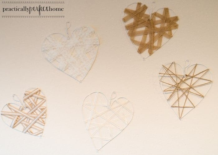 14 hearts-on-wall