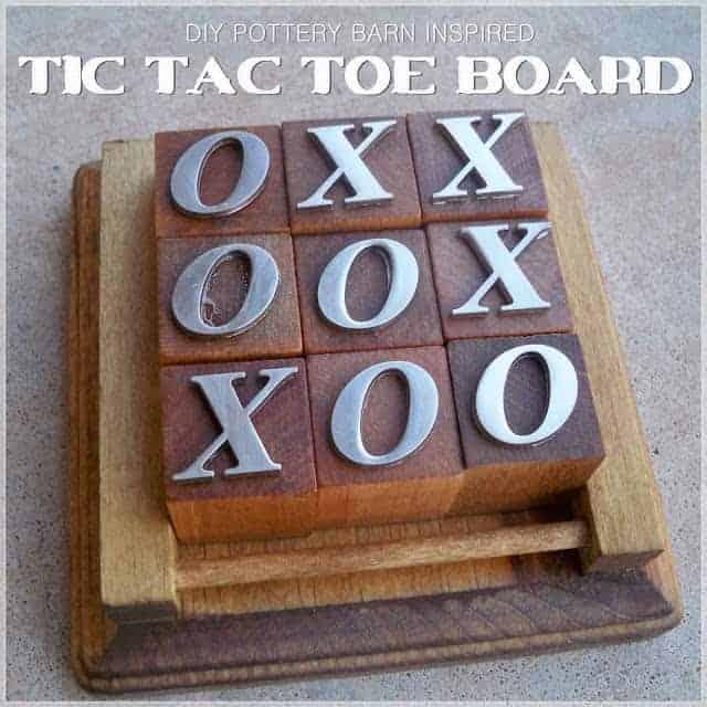 15 Tic Tac Toe Board Banner