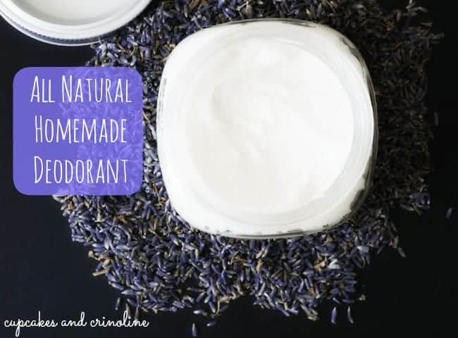 A Natural Alternative ~ Homemade Deodorant