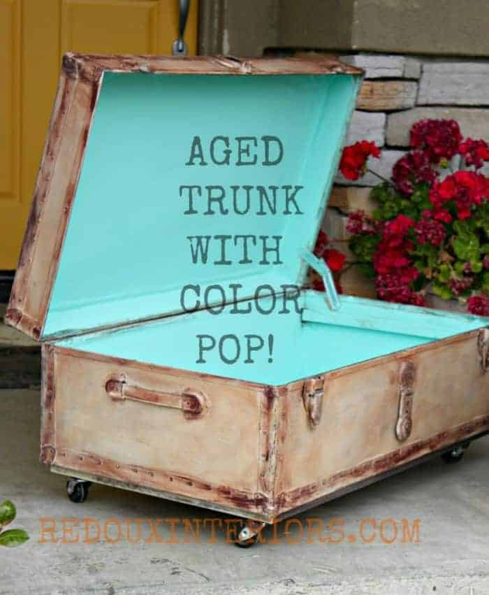 Aged-Trunk-Santa-Fe-Turquoise-inside-2-Redouxinteriors-842x1024