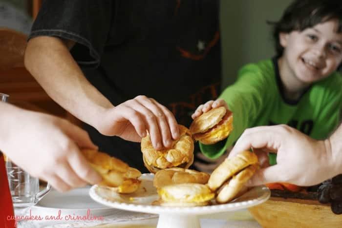 Breakfast Fun with Jimmy Dean Redbox #RedboxBreakfast #PMedia #ad