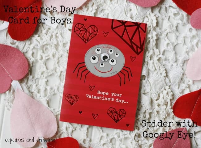 Valentine's Day Card for Boys #ValentineCards #shop5